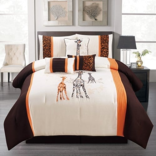 Popular Giraffe Bedding & Blankets - Giraffe Things SJ83