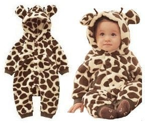 [Unbranded goods] childrenu0027s costume there are 2 kinds of size 3 soft fluffy material giraffe 90 size  sc 1 st  Giraffe Things & Giraffe Baby Clothes - Giraffe Things