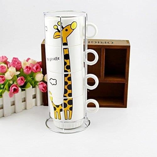 Giraffe Mugs - Giraffe Things